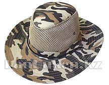 Шляпа для рыбалки, охоты (бежевая)