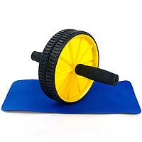 Ролик для пресса, AB Wheel AA 1602-A