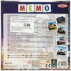 Настольная игра Мемо Транспорт 2, фото 2