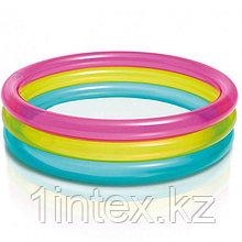 Надувной бассейн (86x25 см) Intex