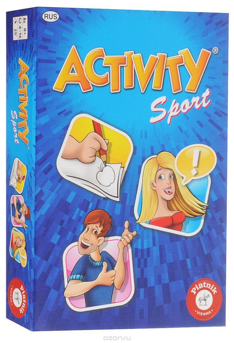Настольная игра Activity Спорт
