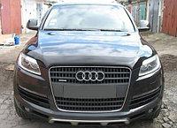 Мухобойка /дефлектор капота на Audi Q7, фото 1