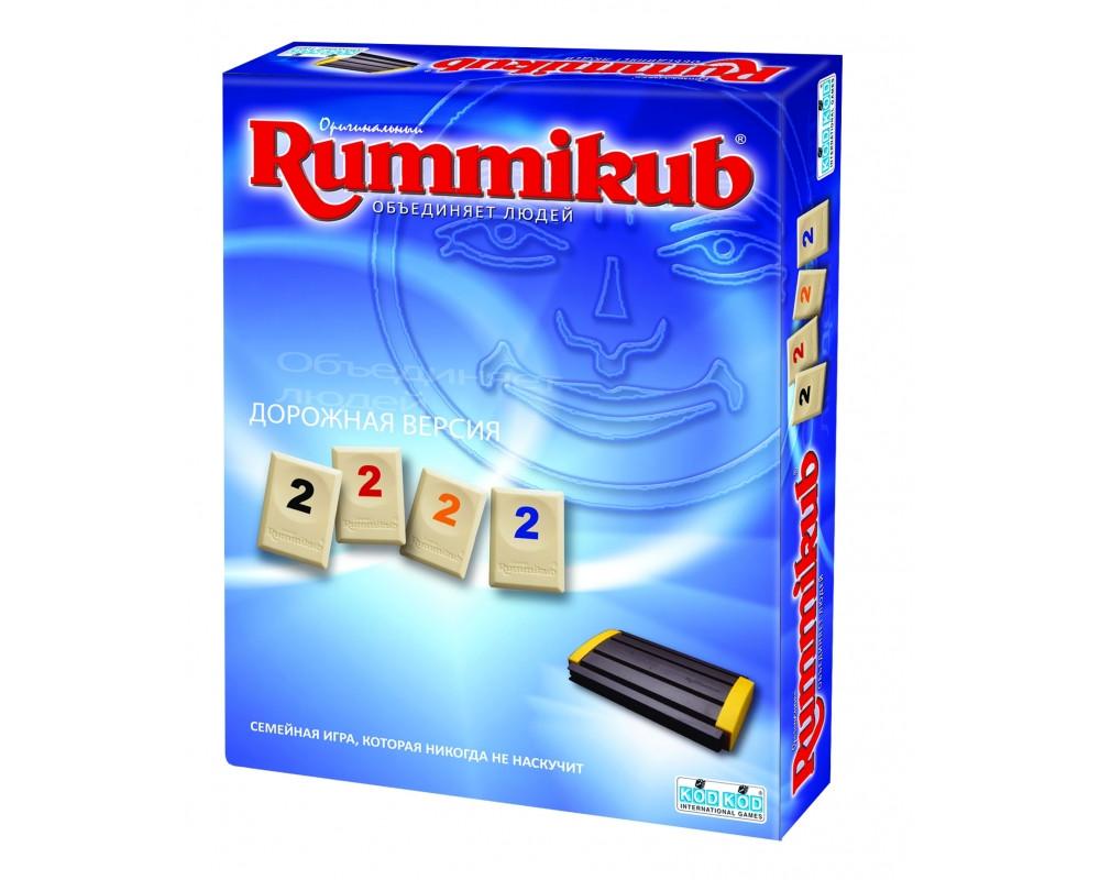 Настольная игра Rummikub. Дорожная версия