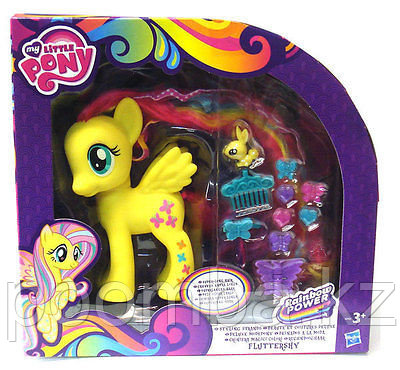 Игровой набор 'Модная и стильная' с большой пони Fluttershy, My Little Pony