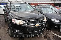 Мухобойка (дефлектор капота) на Chevrolet Captiva/Шевроле Каптива 2012-, фото 1
