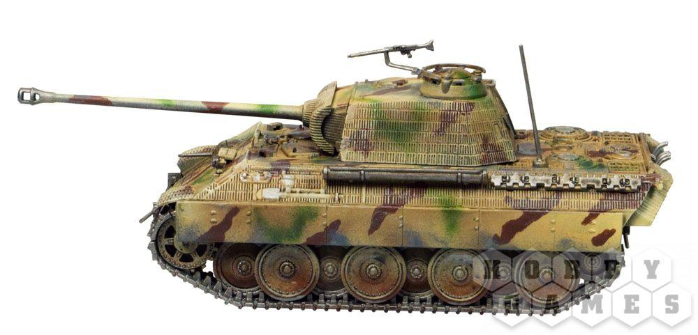 Сборная модель: World of Tanks Pz/Kpfw. V PANTHER - фото 4
