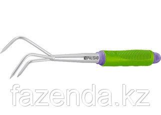 Рыхлитель 3-зубый, обрез. рукоятка  PALISAD