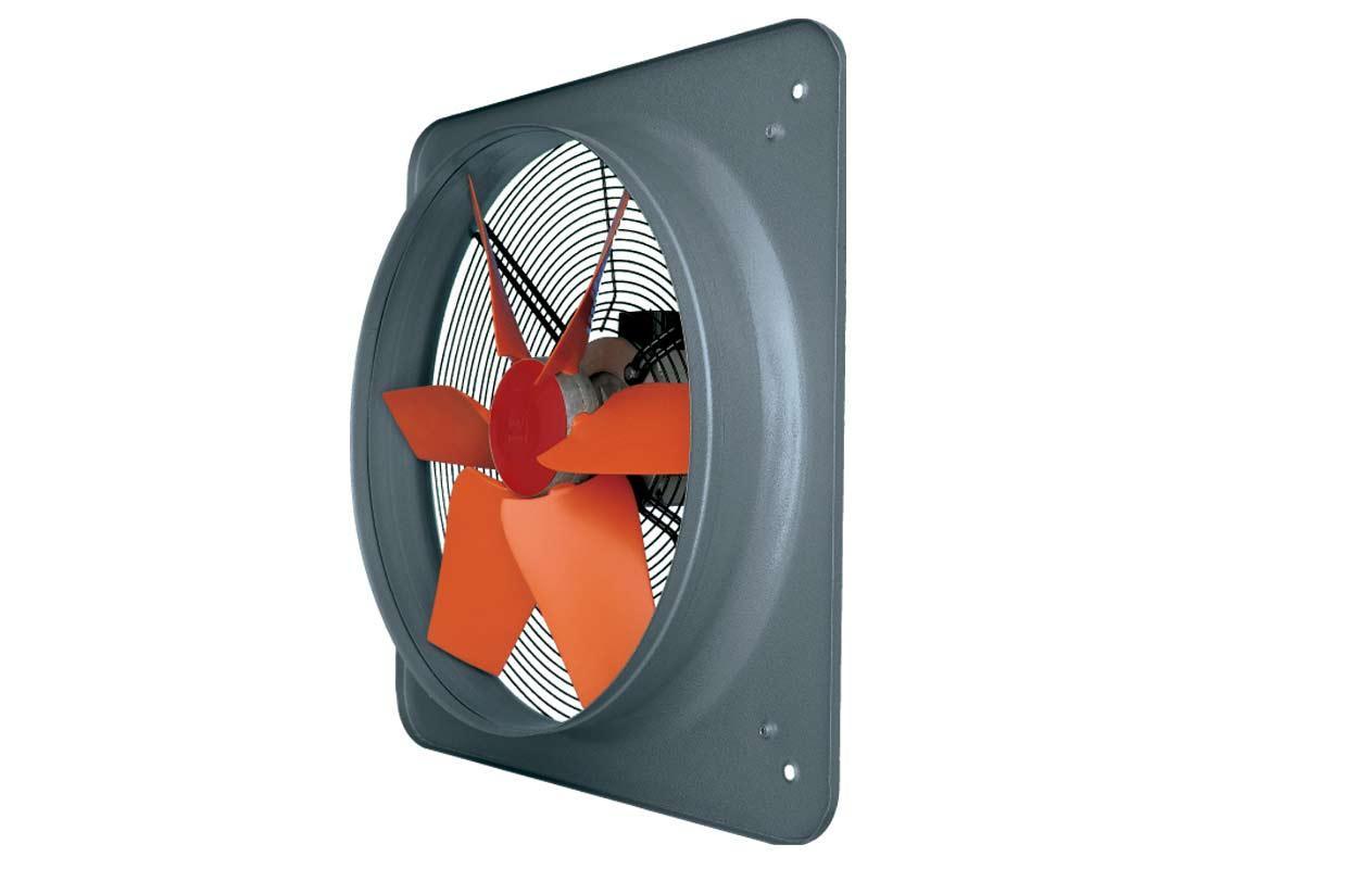 Осевой вентилятор RED HUB MP 254 M