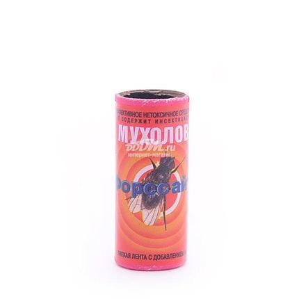 Липкая лента мухолов Форс Сайт, фото 2