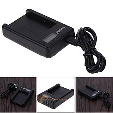 USB (Micro USB) зарядное устройство для Sony NP-F970, фото 2