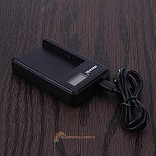 USB (Micro USB) зарядное устройство для Sony NP-F970, фото 3