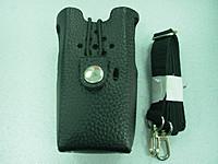 Чехол HYT LCBY15 кожаный с петлей под ремень для р/ст TC-1600