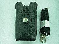 Чехол HYT LCBY15 кожаный с петлей под ремень для р/ст TC-1600, фото 2