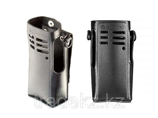 Чехол Motorola HLN9652 кожаный для р/ст GP140/340/640, фото 2