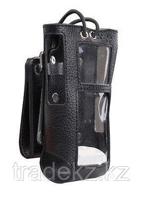 Чехол кожаный Hytera LCY005 с петлей под ремень для PD-795Ex