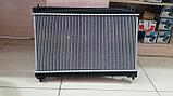 Радиатор охлаждения двигателя YARIS NCP90, фото 2