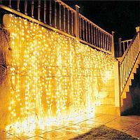 Световые шторы и занавесы