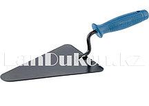 Кельма стальная для бетонщика с пластиковой ручкой СИБРТЕХ 86213 (002)