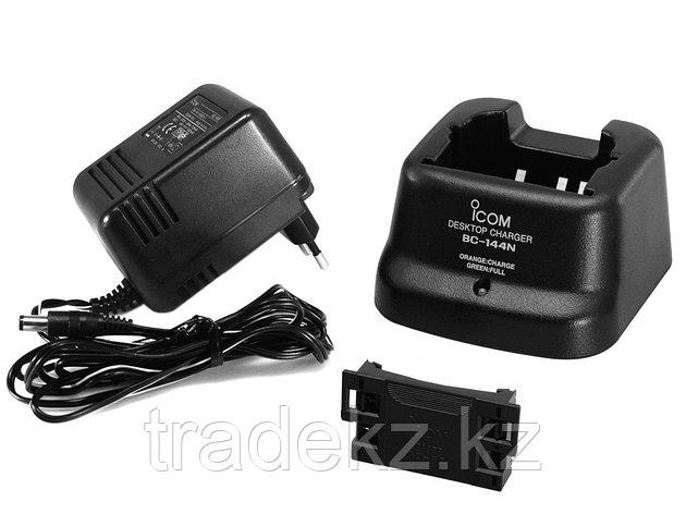 Зарядное устройство ICOM BC-144N настольное для р/ст IC-F11/F21/F3GT/F4GT/F41GT, фото 2