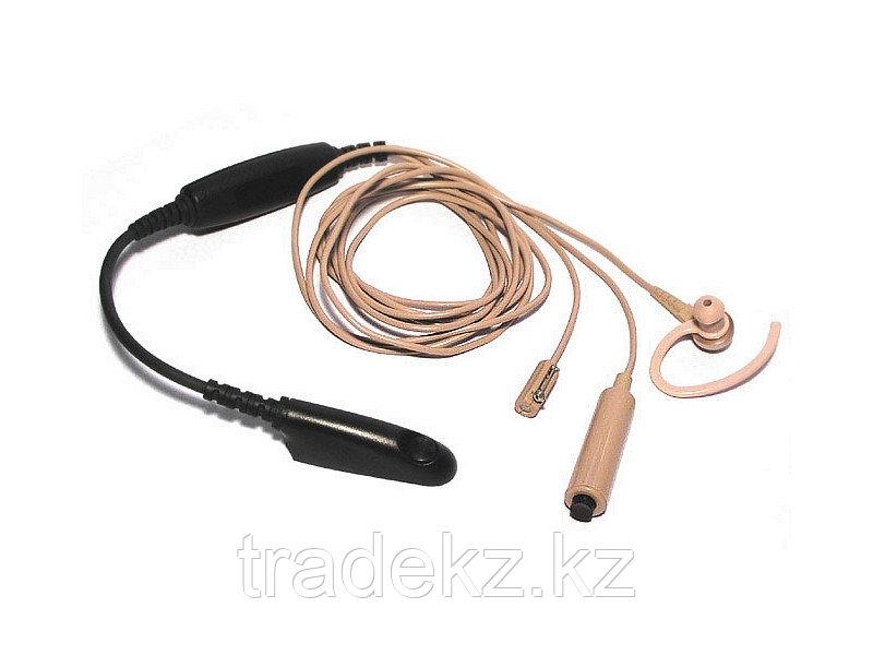 Гарнитура Motorola ENMN4017 3-х проводная для р/ст GP1/3/6/1280