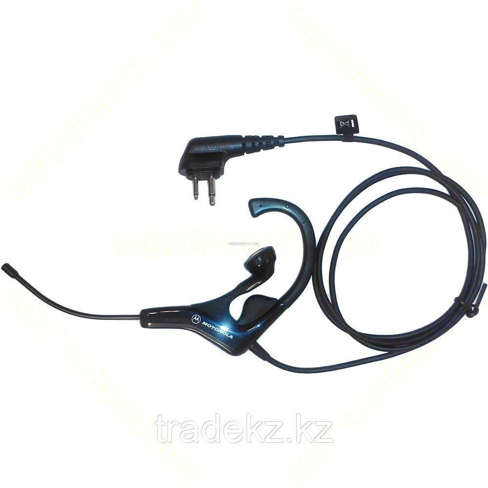 Гарнитура Motorola BDN6774A c креплением на ухо  и микрофоном на гибкой штанге для р/ст GP-300/P040/P080/TC-50