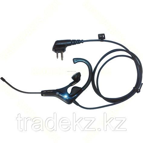 Гарнитура Motorola BDN6774A c креплением на ухо  и микрофоном на гибкой штанге для р/ст GP-300/P040/P080/TC-50, фото 2