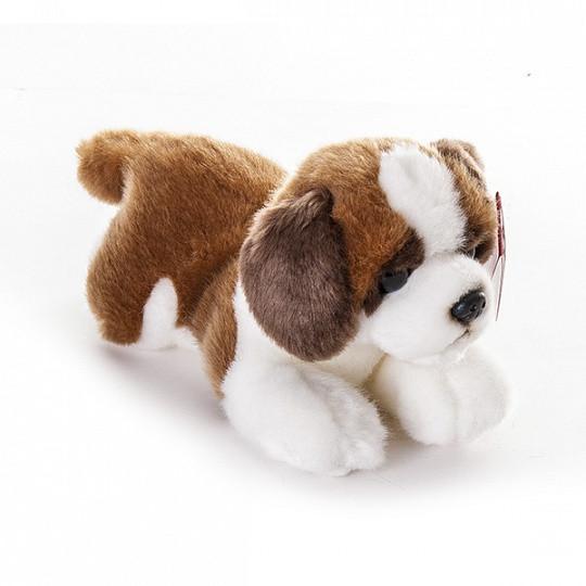 AURORA Игрушка мягкая Сенбернар щенок 22 см