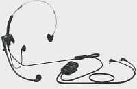 Гарнитура ICOM HS-51 VOX/PTT для р/ст IC-F11/F22/F3GT/F4GT/4008  ICOM