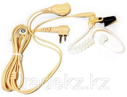 Гарнитура Motorola PMLN6445A скрытоносимая 2-х проводная (бежевая) для р/ст DP1400, фото 2