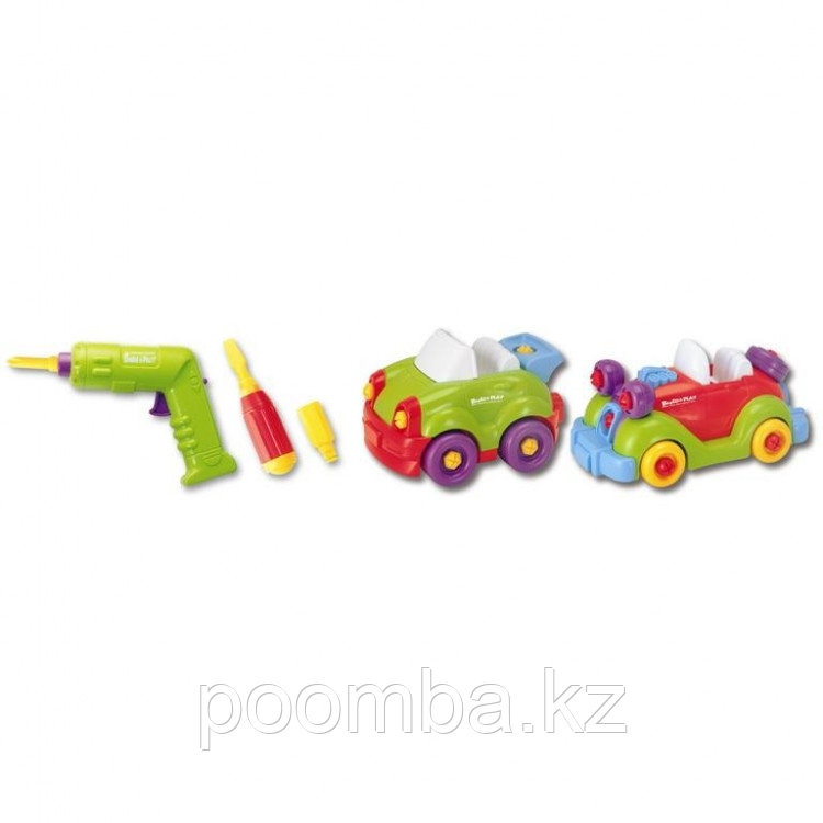 Набор Build & Play - Две машины