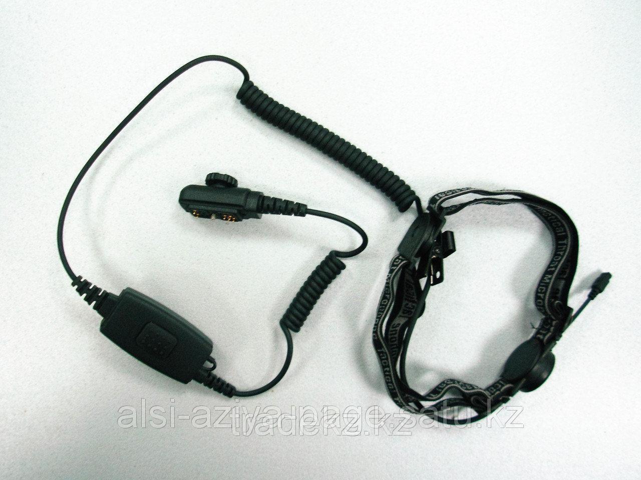 Гарнитура VoxTech  ZTL101-H4 ларингофонная для р/ст PD705/705G/785/785G/PT580/580H