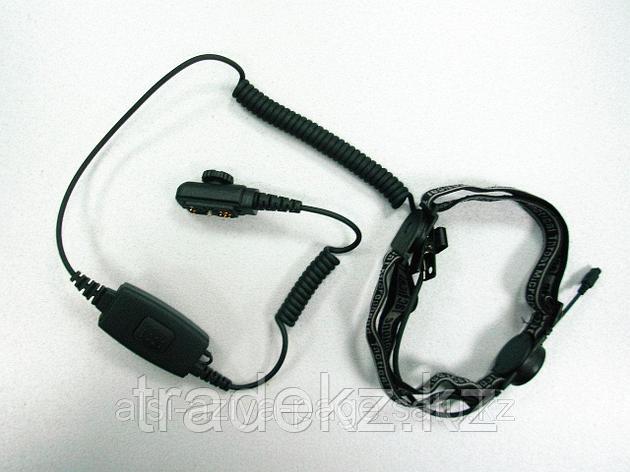 Гарнитура VoxTech  ZTL101-H4 ларингофонная для р/ст PD705/705G/785/785G/PT580/580H, фото 2