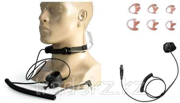 Гарнитура VoxTech ларингофонная ATT1300-H4 для Hytera PD705/705G/785/785G/PT580/580H
