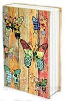 "Книга-сейф ""Бабочки"". Размер 25*16см"