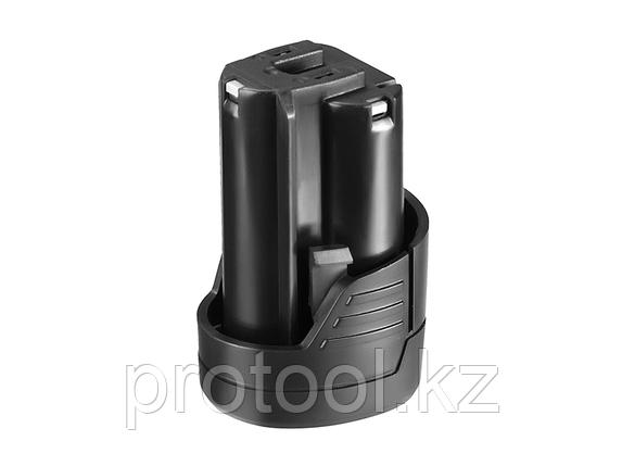 Аккумулятор 12В Li-lon для шуруповерта ЗУБР, серии ДА-12-2-Ли, фото 2