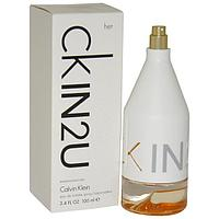 Calvin Klein CK IN2U for Her 2 tester 100 мл