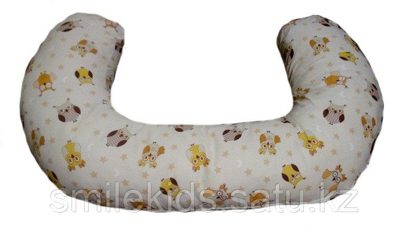 Подушка для беременных и кормления С-образная