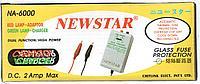 Блок питания+зарядка Newstar NA-6000 2А 6/9/12/13,2v