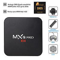 TV Box MXQ Pro (Amlogic S905 2.0GHz Quad-Core / RAM 1Gb / ROM 8Gb / Android 5.1.1) Wi-Fi 2.4Ghz / H.265/HEVC /, фото 1