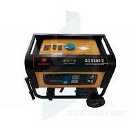 Генератор бензиновый Gesht GG5500E