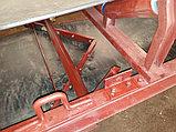 Конвейер в сборе для транспортировки щебня,песка,руды, фото 7
