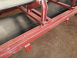 Конвейер в сборе для транспортировки щебня,песка,руды, фото 8