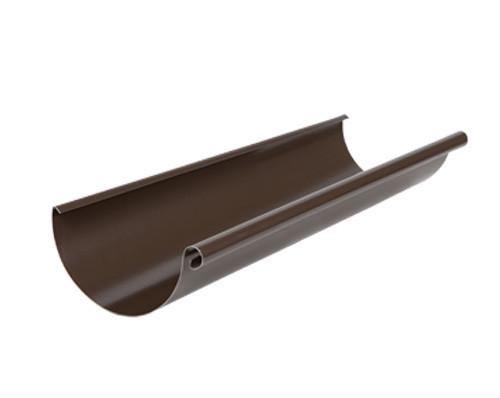 Желоб водосточный L-3.0 м (шоколад)