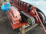 Звездочки двухрядные под 2-х рядную цепь 2 ПР-25,4, цепная передача, фото 2