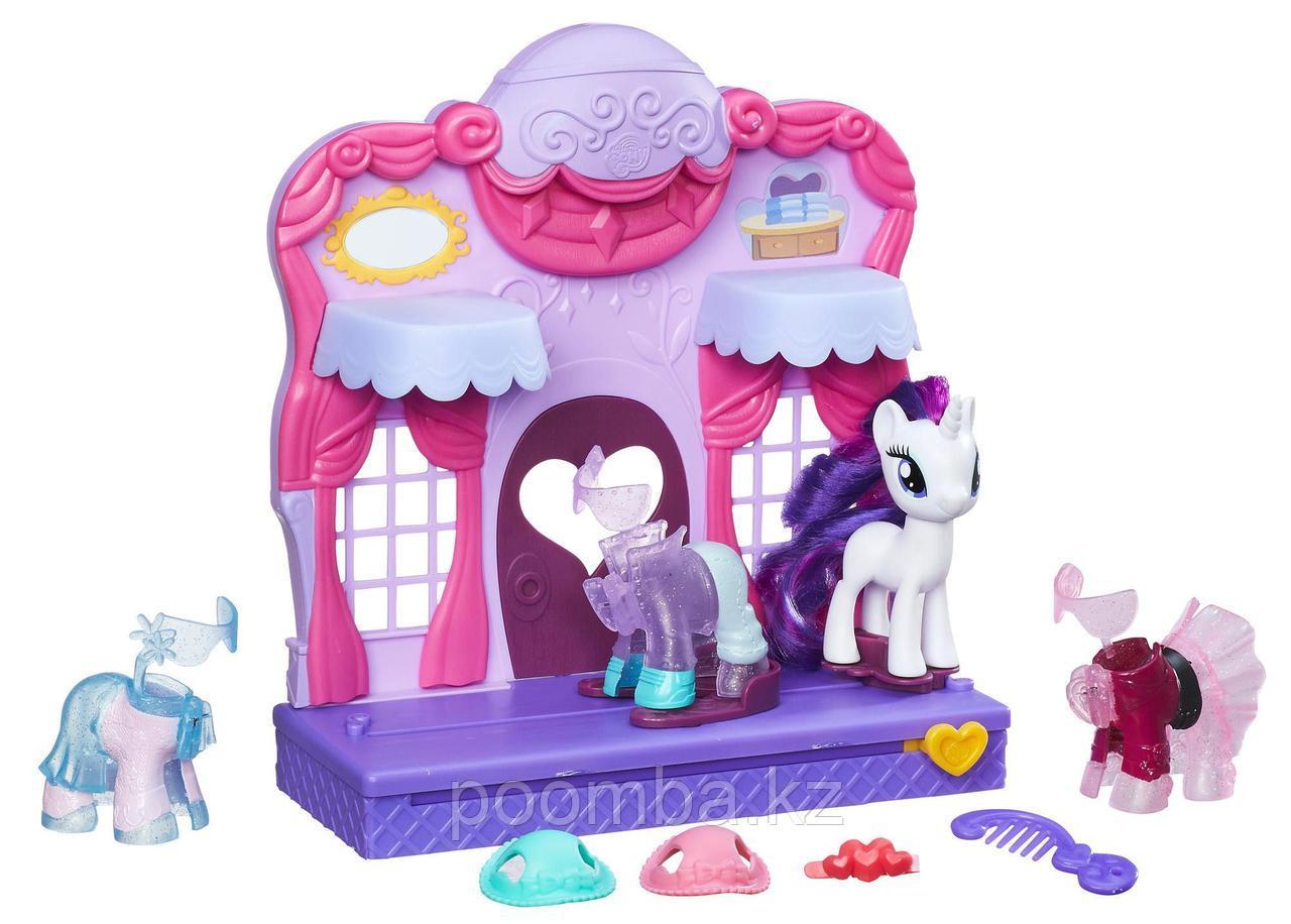 "Игровой набор""My Little Pony"" - Бутик Рарити в Кантерлоте"