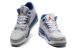 Баскетбольные кроссовки Nike Air jordan 3 ( III ) retro, фото 2