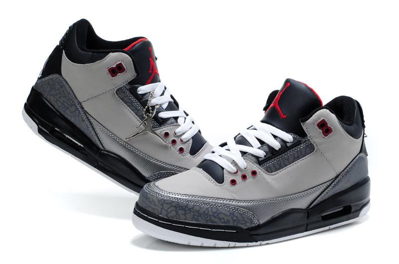 Баскетбольные кроссовки Nike Air jordan 3 ( III ) retro - фото 1