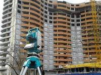 Фасадные съемки и построение трехмерной модели здания