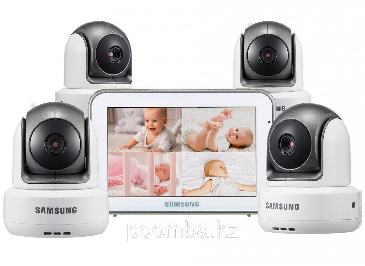 Видеоняня Samsung SEW-3043WPX4 (4 камеры)