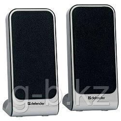 Компактная акустика 2.0 Defender SPK-225 черный